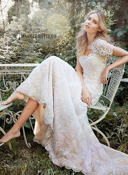 Latest Bridal Wedding Gowns by Maggie Sottero