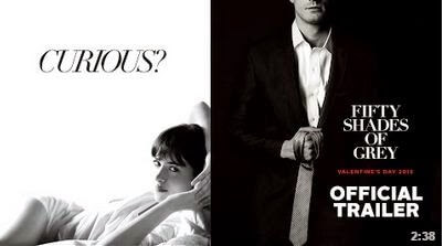 Movie Fifty Shades Of Grey Trailer