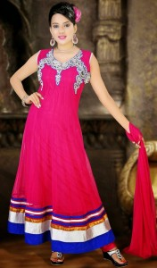 Anarkali Long Dress 2014-15