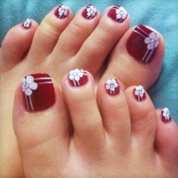 Latest Nail Art Design For Young Girls | PKtrend | A unique web portal