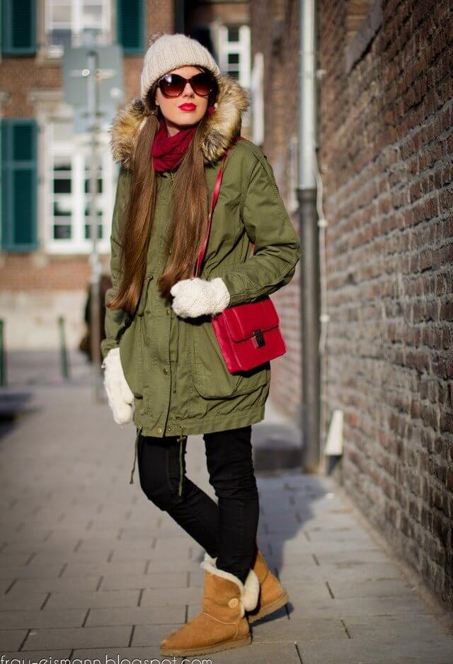 Latest Winter Casual Dress For Girls And Women