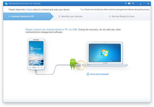 How to recover data from android  (1)