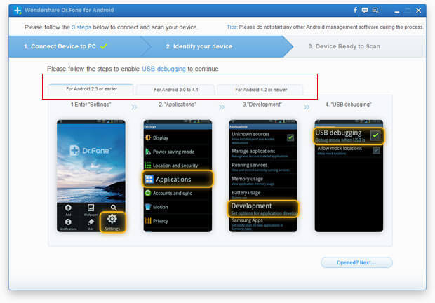 How to recover data from android  (7)