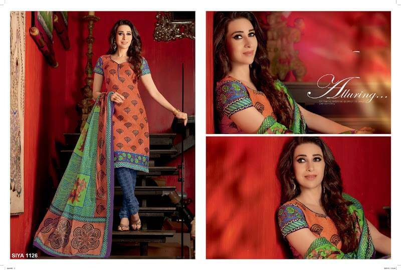 Karishma Kapoor Latest Colorful Spring Dress Collection