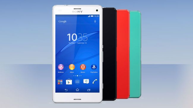 Sont Xperia Z3 compact