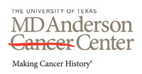 University of Texas MD Anderson Cancer Center logo