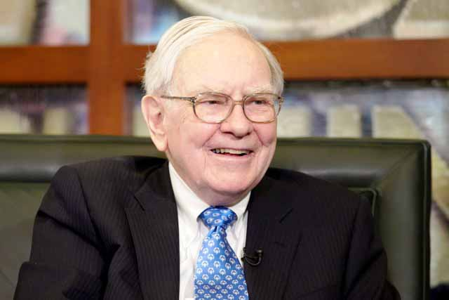 FILE - In this Monday, May 6, 2013, file photo, Warren Buffett s