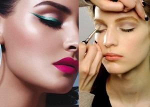 Latest Ideas Of Evening Party Makeup for Women 2015