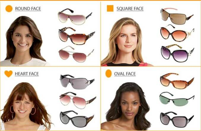 How To Select Best stylish Sunglasses For Your Face