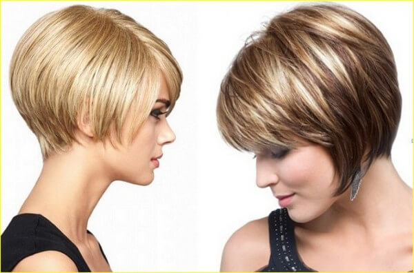 Tremendous Latest Short Thick Hair Celebrity Hairstyles For Women Hairstyles For Men Maxibearus