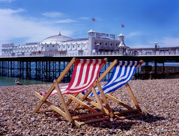 Brighton West Sussex, St Albans Hertfordshire