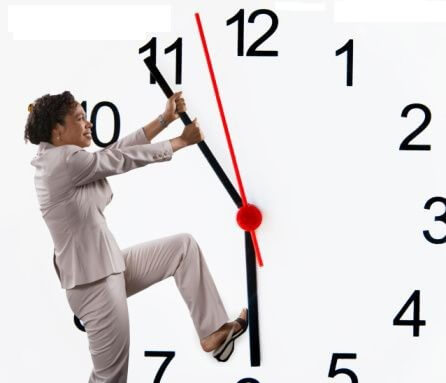 time stopping