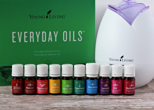 Essential Oils Use